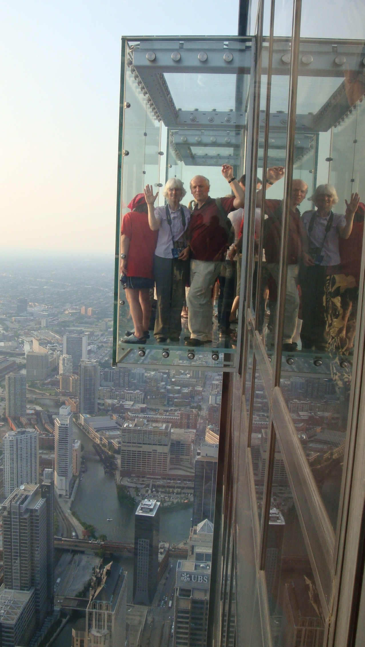 10-8-24 blog - Browns at Willis Tower
