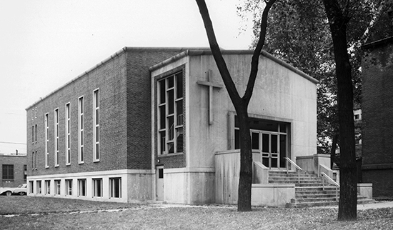26-50 1958 Howel Chapel Still standing as St Stephen AME Church 3042 W Washington Chicago