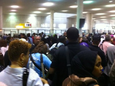 The Customs Line