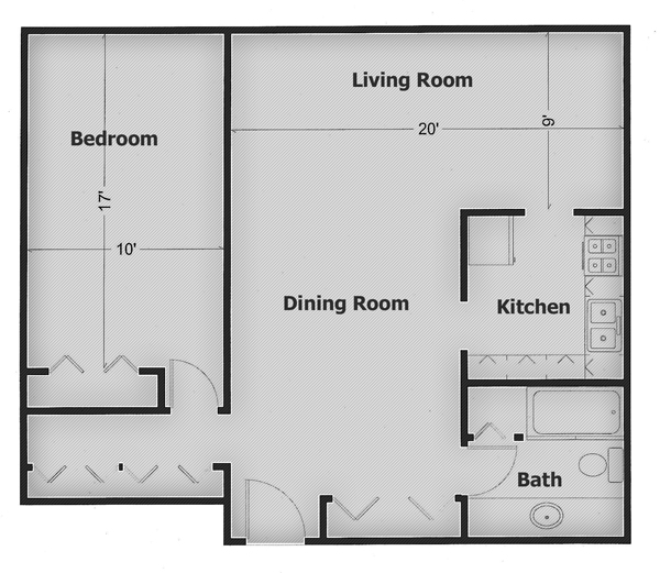 OneBedroom